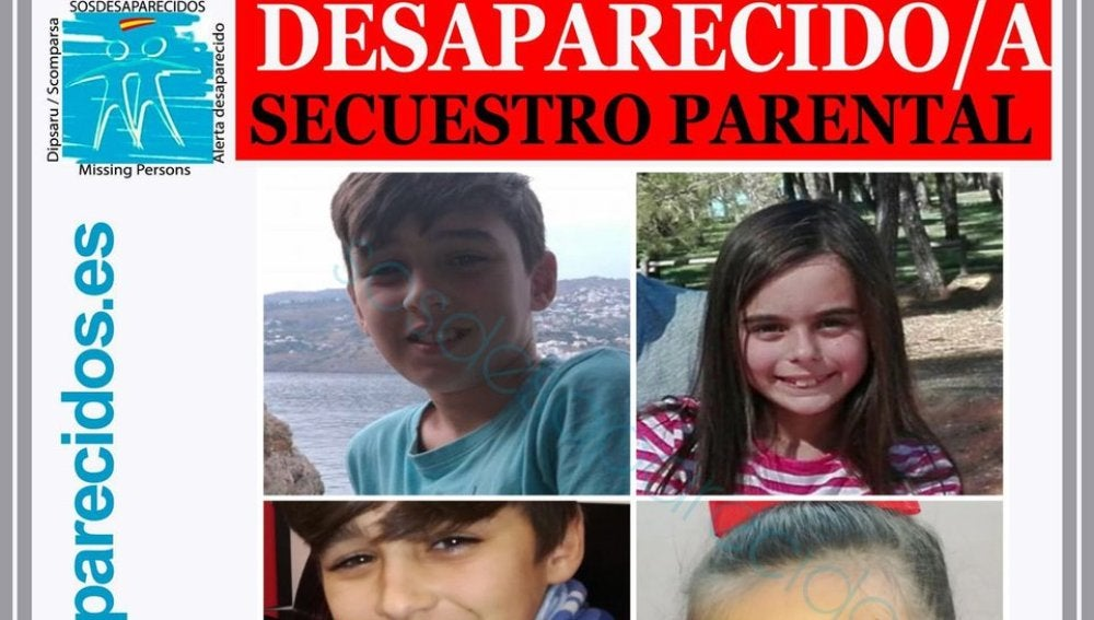Secuestro parental en Granada