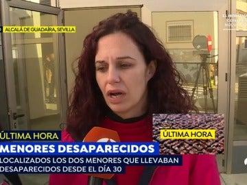Entregan en una comisaría a los niños de 9 y 10 años secuestrados por su padre en Sevilla