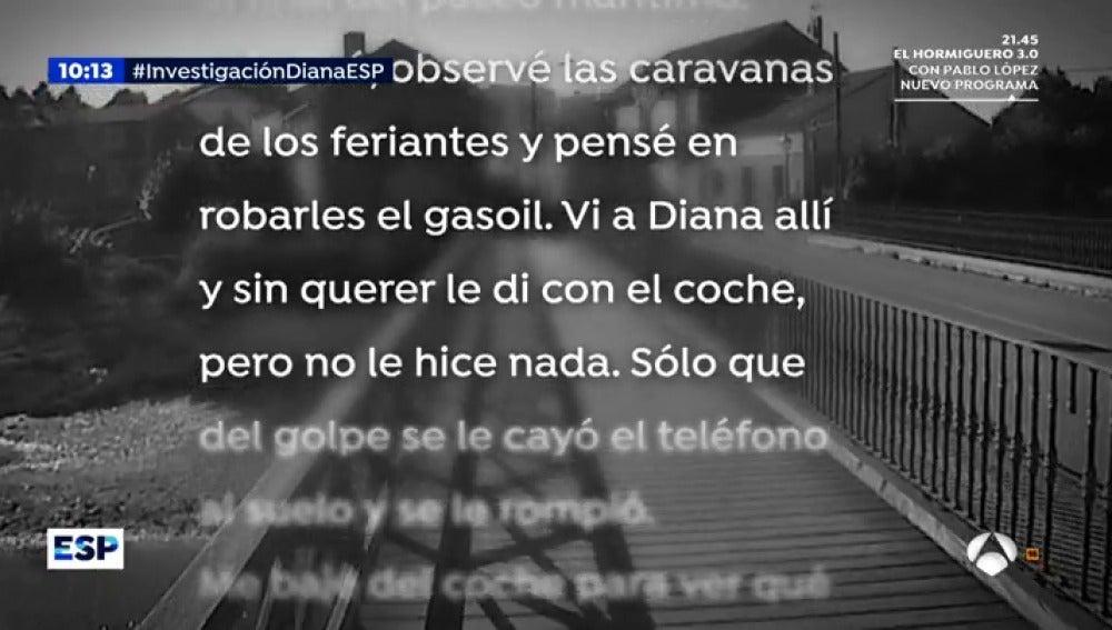 Antena 3 tv la ltima versi n de 39 el chicle 39 en el caso for Espejo publico diana quer