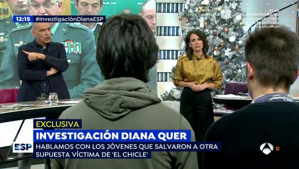 Antena 3 tv 39 espejo p blico 39 habla en exclusiva con los for Espejo publico diana quer