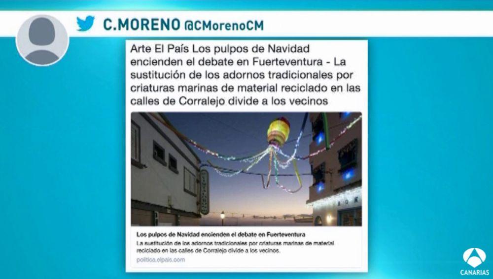 Noticias en la red (2 ENERO 2018)