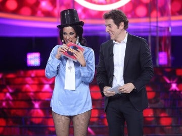 Ana Morgade, ganadora del 'Concierto de Año Nuevo' de 'Tu cara me suena'