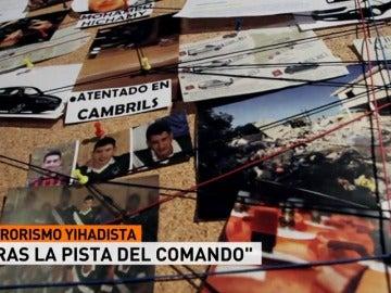 """""""Tras la pista del comando"""", uno de los reportajes más destacados en 2017"""