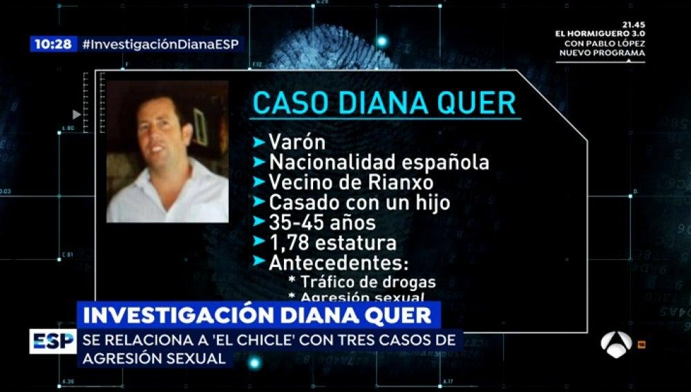 Antena 3 tv los expertos apuntan a 39 el chicle 39 como un for Espejo publico diana quer