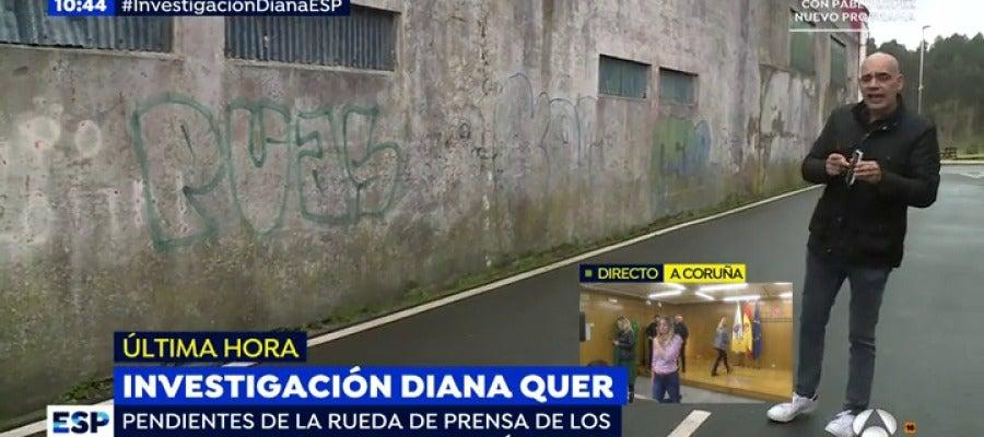 Antena 3 tv nacho abad reconstruye los movimientos de for Espejo publico diana quer