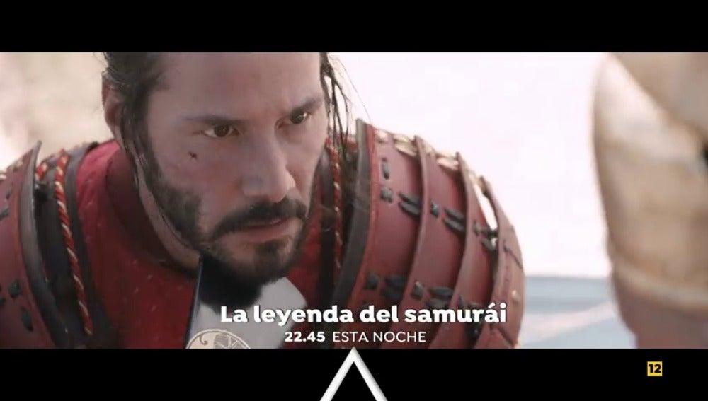 Antena 3 estrena 'La leyenda del Samurai'