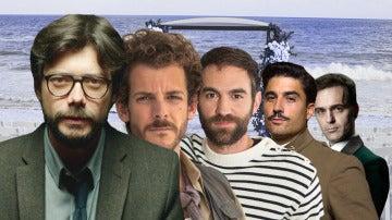 ¿Quién sería tu personaje masculino ideal de las series de Atresmedia?