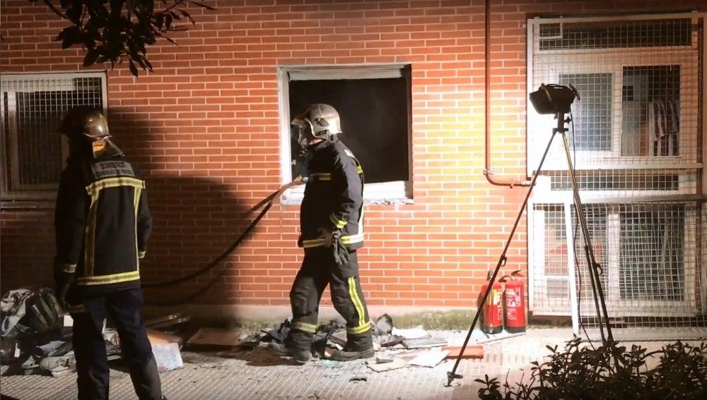 ANTENA 3 TV | Una mujer con movilidad reducida muere en el incendio ...