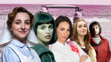 ¿Quién sería tu personaje femenino ideal de las series de Atresmedia?