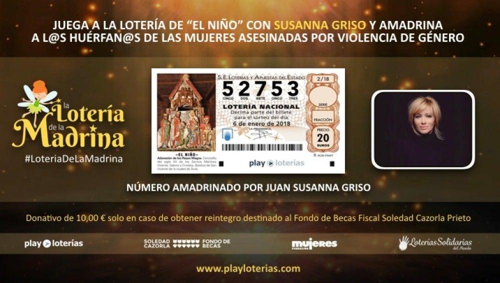 Lotería de la Madrina