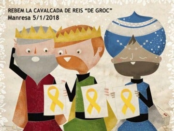 Convocatoria para la Cabalgata de Reyes de Manresa