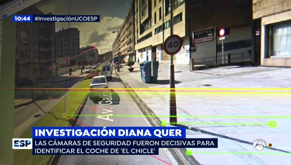 Antena 3 tv las c maras de seguridad fueron decisivas for Espejo publico diana quer