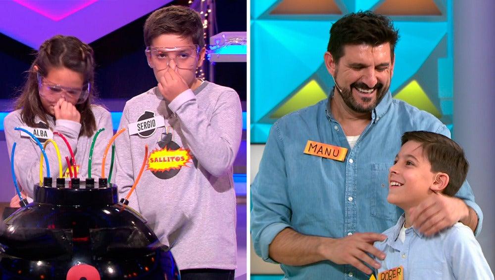 'La ruleta de la suerte' y '¡Boom!' celebran este viernes un especial con los más pequeños
