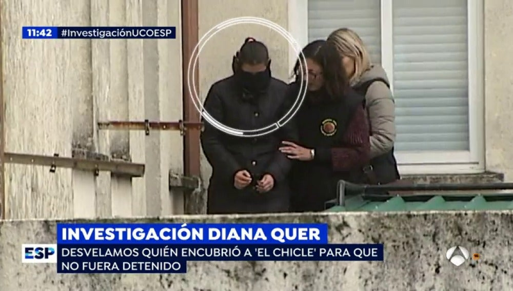 Antena 3 tv 39 espejo p blico 39 desvela qui n encubri a for Espejo publico diana quer