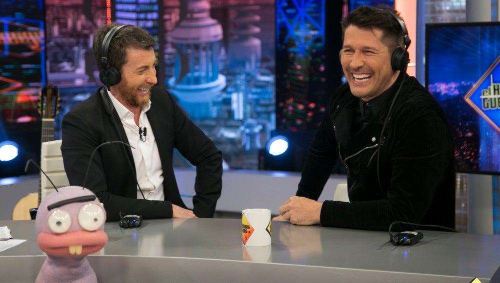 La original entrevista de Trancas y Barrancas a Jaime Cantizano