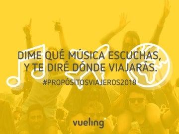 Nueva campaña de Vueling