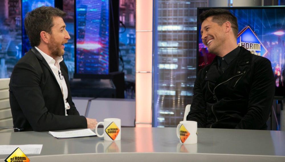 """Jaime Cantizano habla sobre su hijo Leo: """"Soy yo, en la versión 'miniyo'"""""""