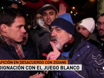 """Indignación en la afición del Real Madrid: """"No veo a Benzema, ¿a quién vamos a echar la culpa ahora?"""""""