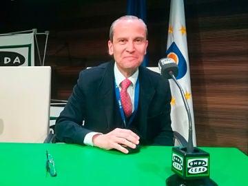 Miguel Ángel Villarroya, director de infraestructuras de la EUIPO