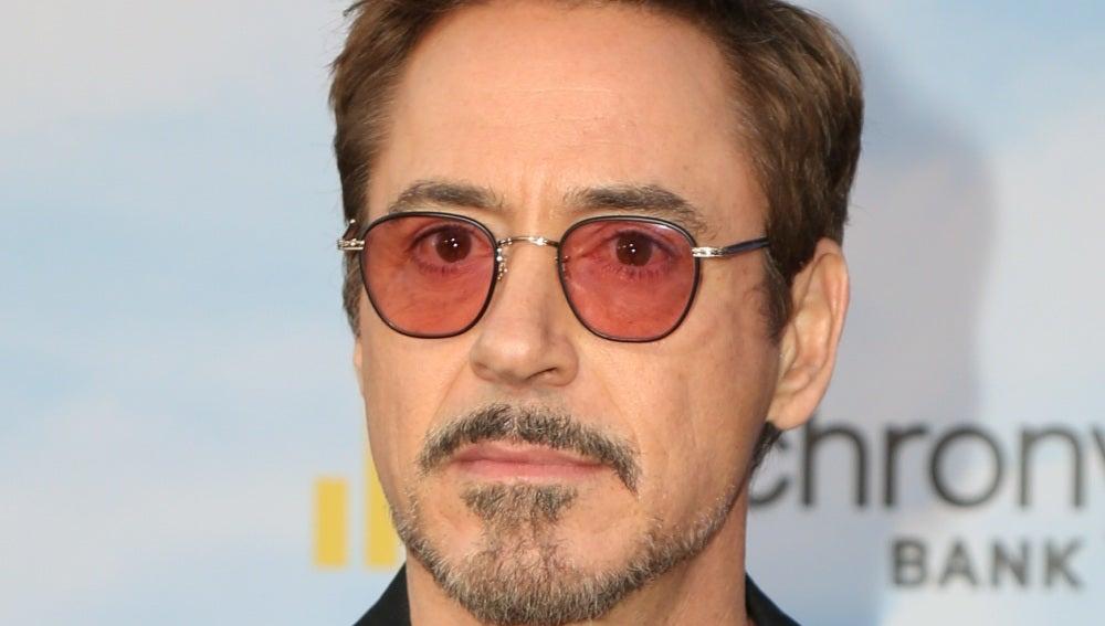 Robert Downey Jr. en una de sus últimas apariciones públicas