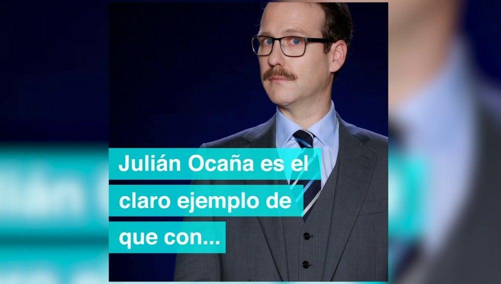 ¿Cómo ha llegado un tipo como Julián Ocaña a ser Ministro del Interior?