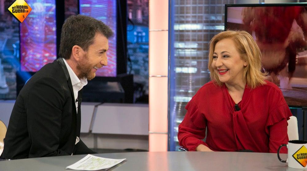 Carmen Machi explica la importante misión de Dani rovira en el rodaje de la película 'Thi Mai, rumbo a Vietnam'
