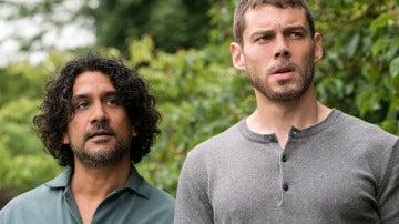Naveen Andrews en 'Sense8'