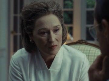 Meryl Streep en 'Los archivos del Pentágono'