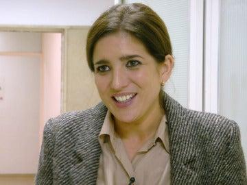 "Lucía Jiménez, sobre su papel en 'Apaches': ""Teresa tomará decisiones muy drásticas"""