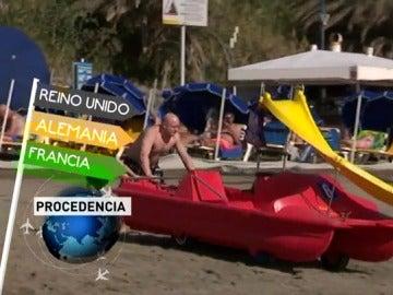 España supera a EEUU en llegada de turistas y nos convertimos en el segundo país con más visitas de extranjeros