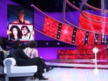 """Miquel  Fernández pide ayuda para su próxima imitación como Meat Loaf y Cher: """"Ruth Lorenzo, quiero que vengas, por favor"""""""