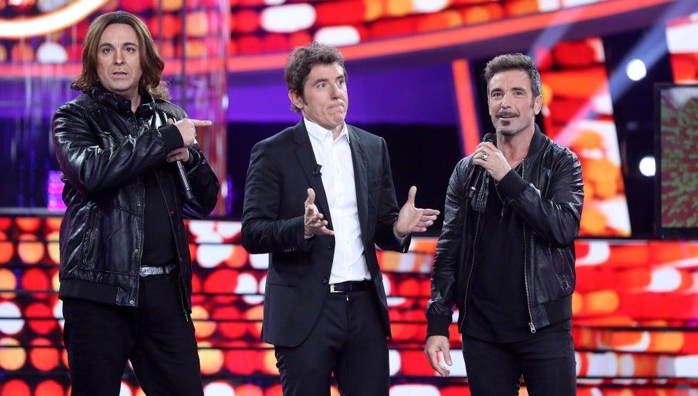 """La reacción de Jordi Sánchez a la actuación de Raúl Pérez: """"Merece un trece"""""""