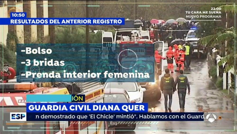 Antena 3 tv una prenda encontrada en el primer registro for Espejo publico diana quer