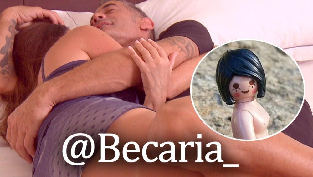 """""""No puede ser que pases la primera noche de tu boda a dos velas"""" por @Becaria_"""