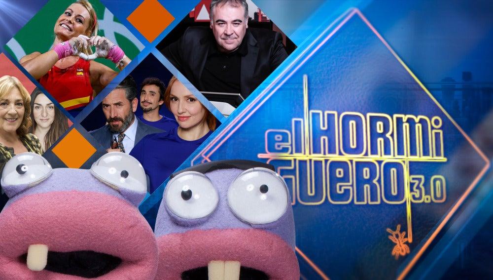 Los invitados de El Hormiguero 3.0