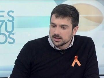 """Ramón Espinar justifica la ausencia pública de Pablo Iglesias argumentando que """"es Navidad"""""""