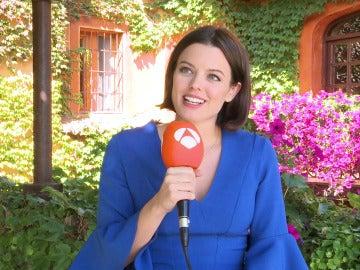 """Adriana Torrebejano: """"Berta es el cerebro de la operación"""""""