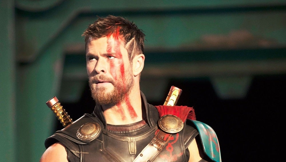 Chris Hemsworth hizo bomba de humo
