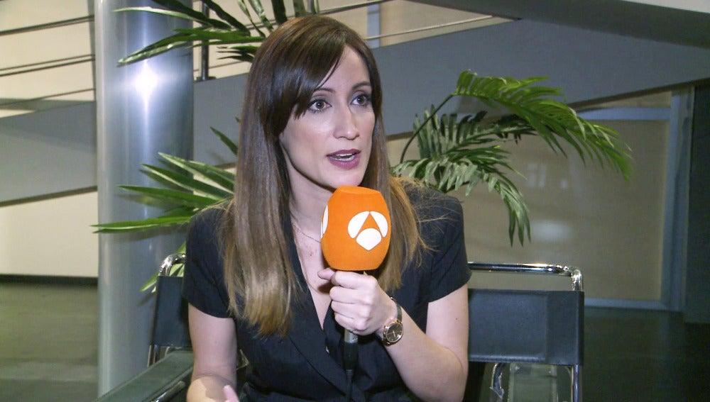 """Ana Morgade: """"Montse está muy preocupada por demostrar todo el tiempo que se merece su puesto"""""""
