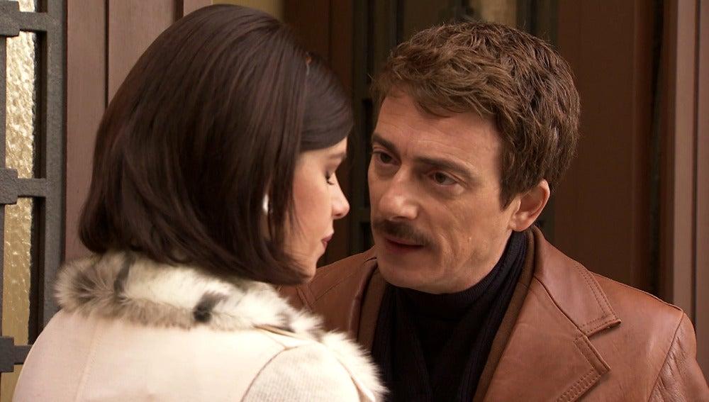 """Durán no se rinde con Marta: """"Estoy enamorado perdidamente de ti"""""""