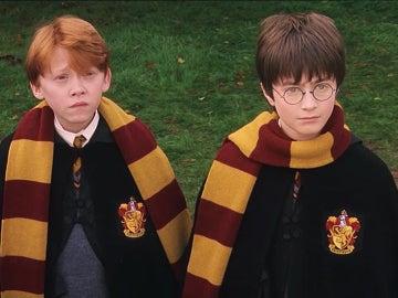Los protagonistas de Gryffindor