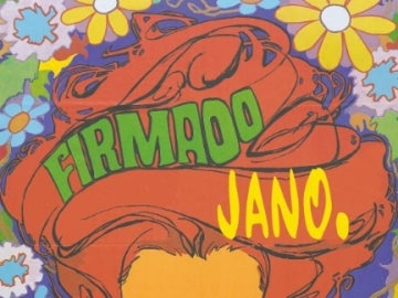 'Firmado Jano', cartel de la exposición