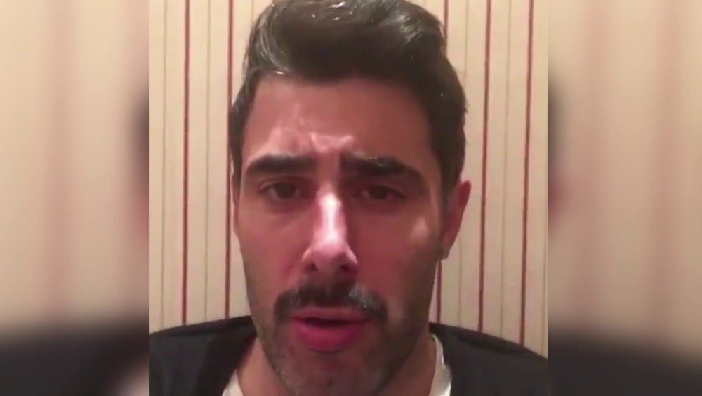 David Amor explica el mensaje de la canción 'Bailare sobre tu tumba' tras los comentarios recibidos