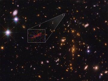 Galaxia SPT0615-JD
