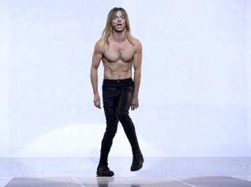 Jordi Coll protagoniza una actuación delirante como Iggy Pop en 'Lust for life'