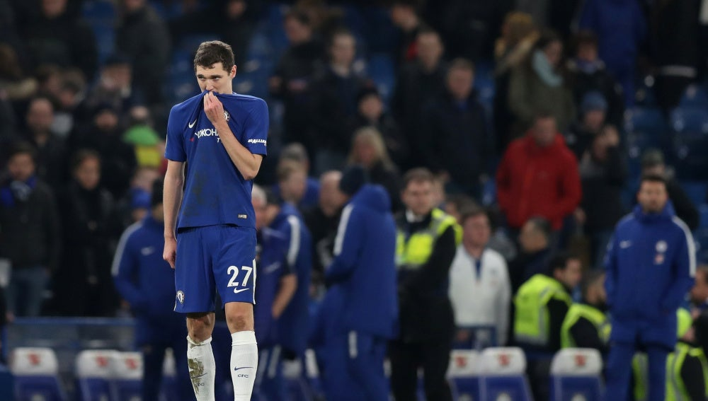 El Chelsea empata ante el Leicester