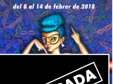 Cartel Carnaval Terrasa modificado