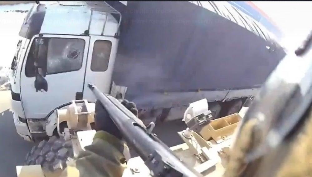 Imagen del vídeo que ha levantado la polémica