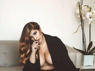 Natalia Lozano, la modelo 'curvie' que denuncia el cierre de su cuenta