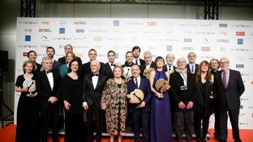 Todos los ganadores de los Premios Forqué 2018